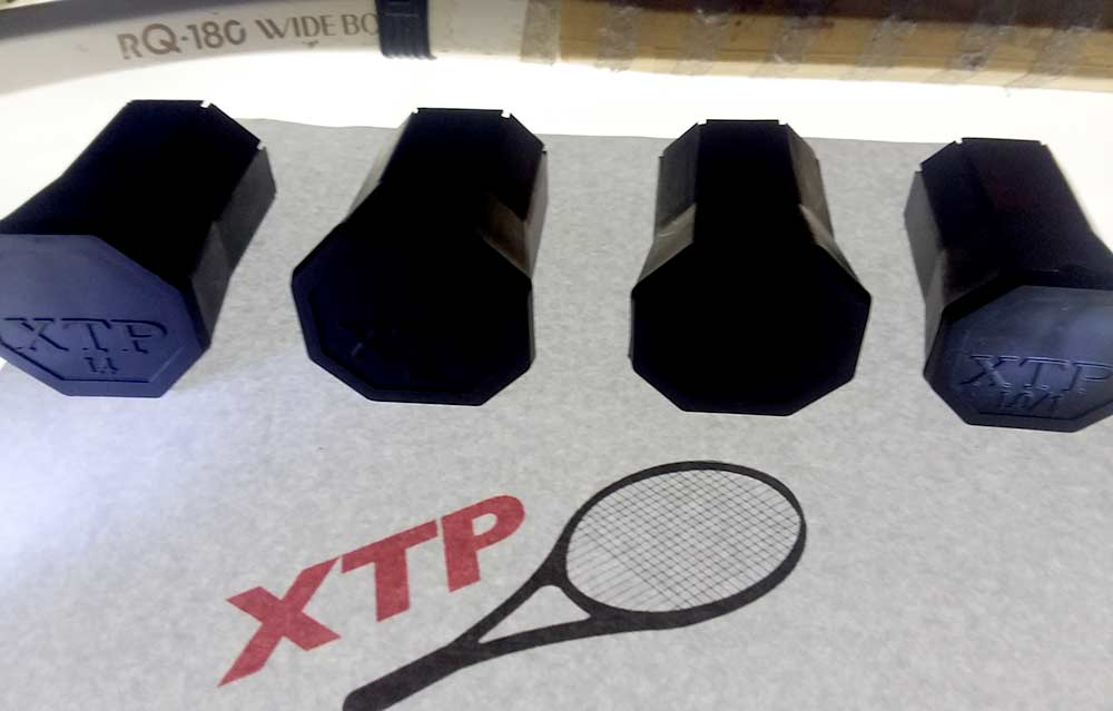 Racquet Stringers Association Likes the XTP Butt Cap